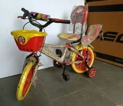 Red Bicycle 14 Inch
