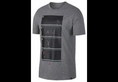 Cotton Jordan Art Of Flight T Shirt