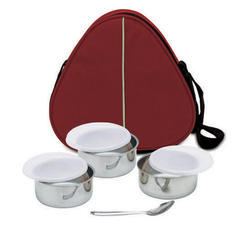 Swaad 3 Lunch Box.