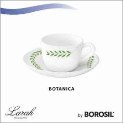 Borosil Flute Range  6 pcs Cup Set