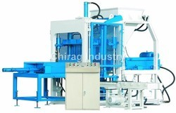 Hydraulic Solid Block Machine