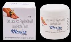 Urea, Lactic Acid, Propylene Glycol, Liquid Paraffin (Morise) Cream