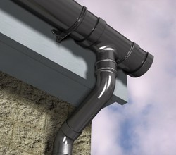UPVC Gutter Systems