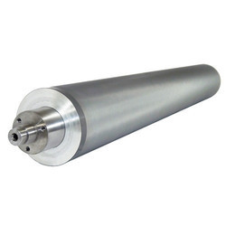 Aluminum Grooved Roller