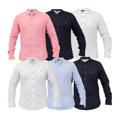 Multi Color Formal Wear Mens Formal Shirts