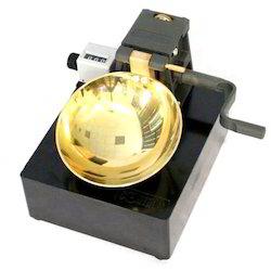 Brass Semi Automatic Liquid Limit Apparatus, For Soil Testing