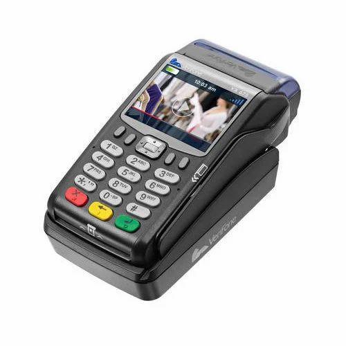 VX 675 Card Swipe Machine