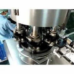 Pharma Machinery Part Job Work