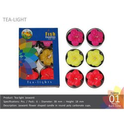 Tea-Light Jaswanti Candles
