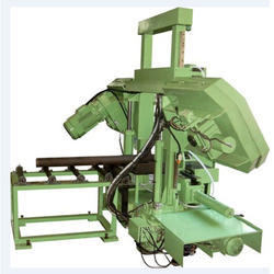 multicut Cylinder Industries Automatic Bandsaw Machine, for Metal Cutting