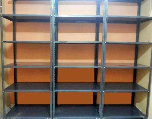 Slotted Angle Racks - Light Duty Storage Racks Manufacturer