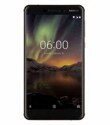 Nokia 6.1 (2018) (3GB 32GB, Black-Copper)