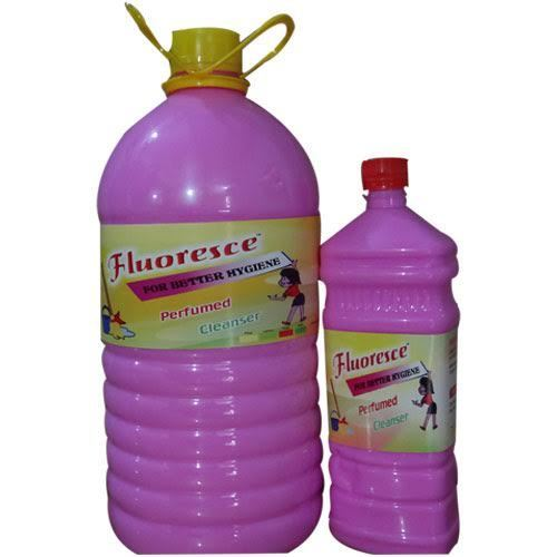 Fluoresce Rose Phenyl Perfumed Cleanser Packaging Type