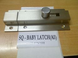 SS Finish Baby Latches