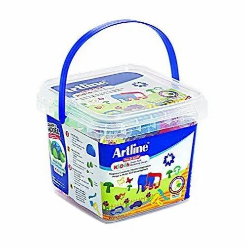 Artline Kidoh Modelling Dough, Packaging Type: Packet