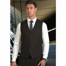 Cotton Plain Mens Corporate Uniform, Size: S-XXL