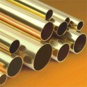 Brass Round Pipes