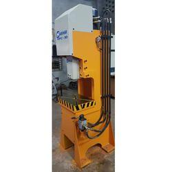 Automatic C Type Hydraulic Power Press