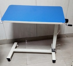 Over Bed Table Over Bed Table Gear Operated Manufacturer From New