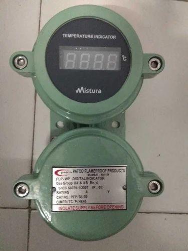Fpl Flameproof Weatherproof Digital Temperature Indicator Rs 1800 Number Id 20121629548