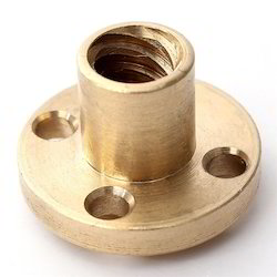 Flange Type Nut