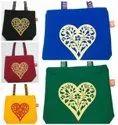 Cotton Designer Tote Bags