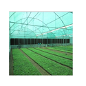 Green Plastic Temperature Control Cultivation Agro Shade Net