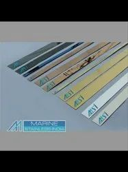 Stainless Steel PVD Colour Coated Decorative C Profiles