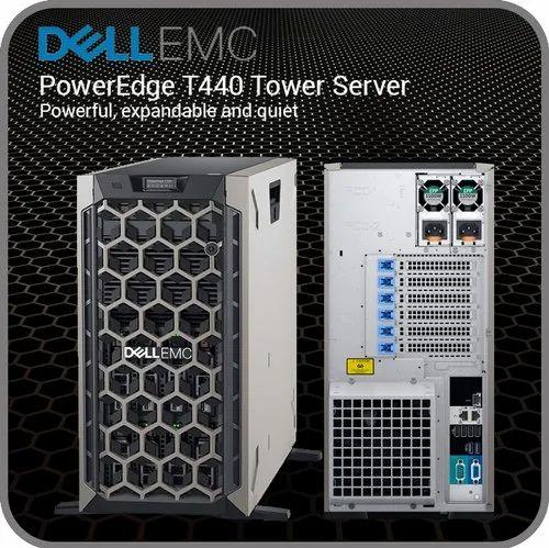 Kết quả hình ảnh cho Dell PowerEdge T440