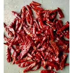 Organic Red Chilli, Packaging Size: 5 Kg