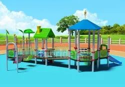 Wheelchair accessible playground FRINC 004