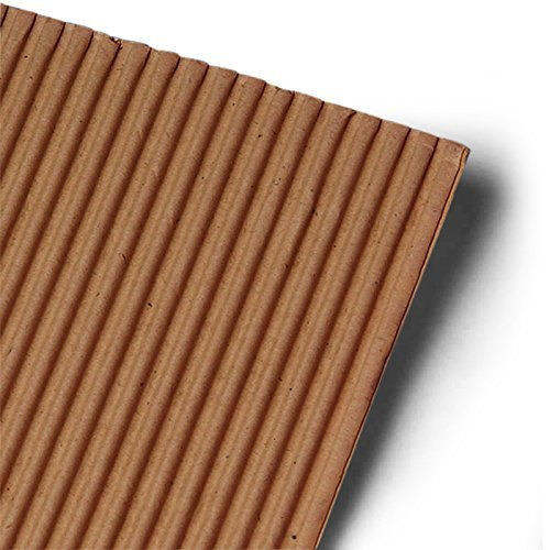 Brown Corrugated Packaging Sheet