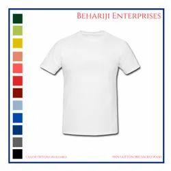 Behariji Enterprises Hosiery Kids Round Neck T-Shirt