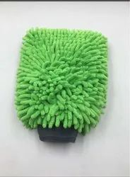 Micro Fibre Hand Gloves, For Automotive Industry, Finger Type: Full Fingered
