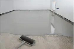 Epoxy Cementitious Flooring Service