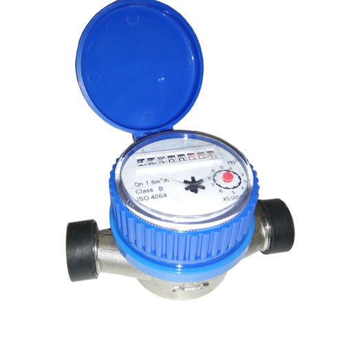 Water Meter Domestic Single Jet Water Meter 20mm