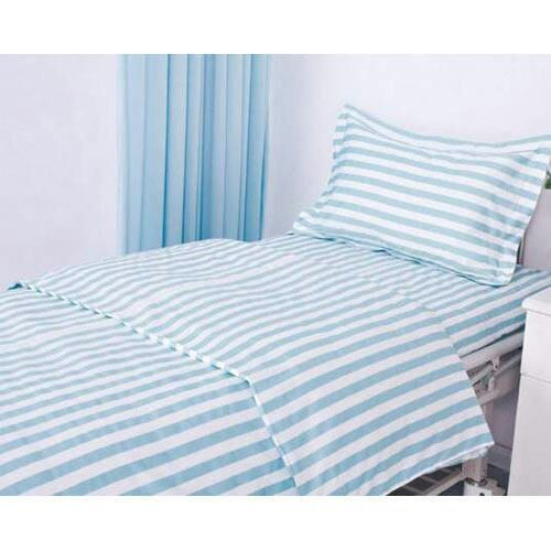 c9610b1d09 Cotton Hospital Bed Sheets With Pillow Cover, Size: 6 X 4 Feet, Rs ...