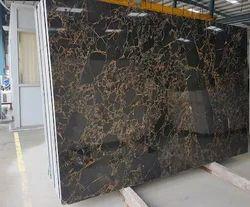 Golden Portoro Marble