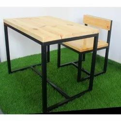 Wooden Kids Dining Table for Home