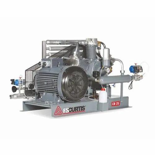 CB-25 High Pressure Booster Compressor