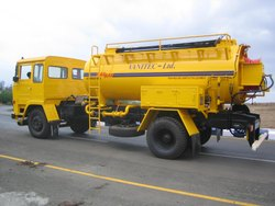 Industrial Sewer Suction Truck