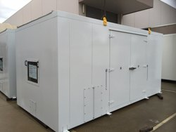 Soundproof Generator Box