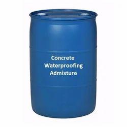200 kg Concrete Waterproofing Admixture, Packaging: Drum