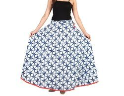 Jaipuri Printed Skirt