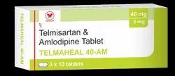 Telmaheal 40AM (Telmisartan Amlodipine)