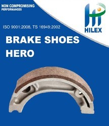 Hero Brake Shoe