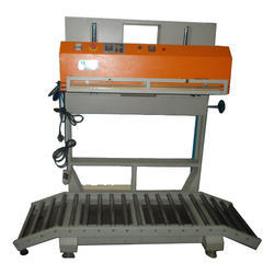 Pneumatically Operated Plastic Bag Sealing Machine