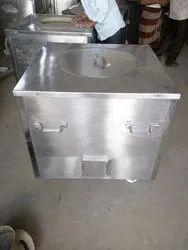 Stainless Steel Tandoor, For Industrial