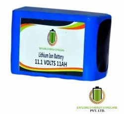 Lithium Ion Battery 18650 BAK 11.1V 11Ah, 2 Years Warranty
