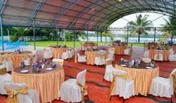 Event Halls And Poolside Lawn Areas Service
